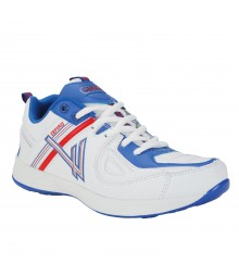 Cefiro SPEED30 White Blue Men Sports Shoes VSS0207